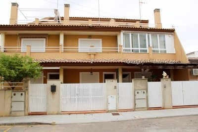 EAPD2577: Townhouse  in Torre de la Horadada