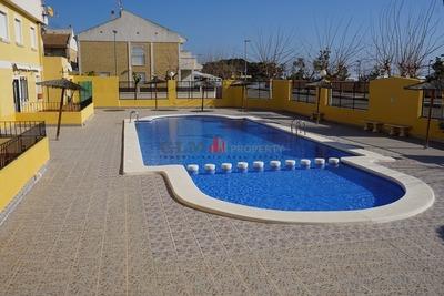 0626SLN: Apartment in Los Narejos