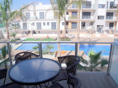 LPEUR108: Apartment in La Zenia