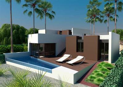 LPPAT109: Villa in La Finca Golf Course