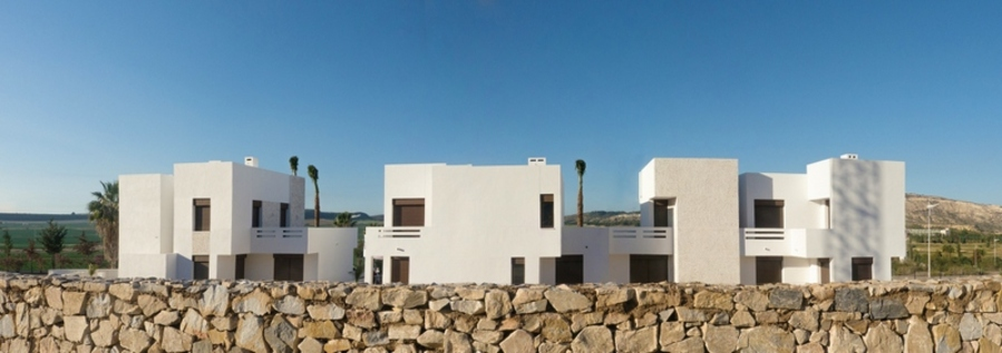 LPPAT108LA FINCA GOLF KEY READY APARTMENTS. LOS LAGOSThese modern styled ground floor 2 or 3 bed roo, Spain
