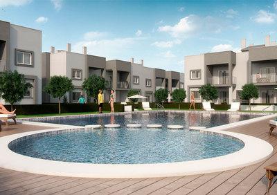 LPURM102: Apartment in Aguas Nuevas