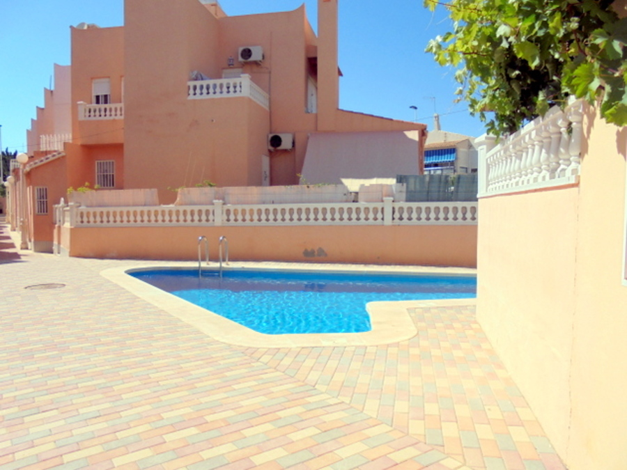 3 BEDROOM TOWNHOUSE IN CALAS DE TORREJON, TORREVIEJA. 	 	Lovely 3 bedroom townhouse by the beaches o, Spain