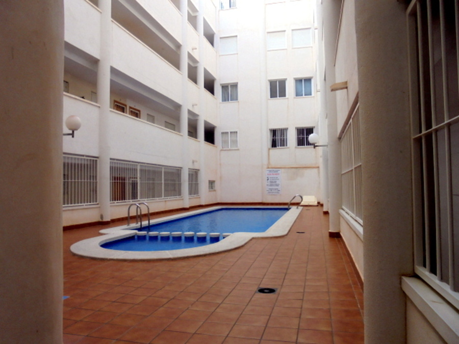 TORREVIEJA TOWN CENTRE APARTMENT NEAR PARQUE DE NACIONES.  	Lovely furnished town centre apartment n, Spain