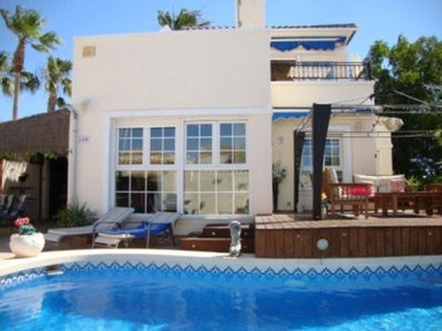 LPSMA129: Villa in Playa Flamenca