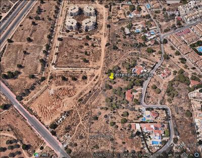 LPEAR104: Land in Orihuela Costa
