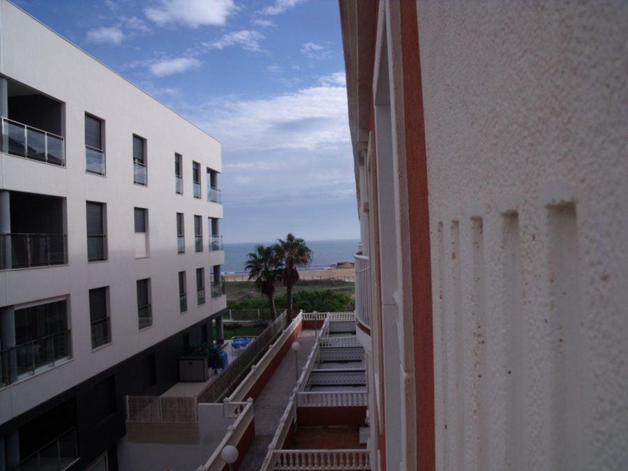 LOVELY ONE BEDROOM APARTMENT IN  FRONT LINE POSITION IN LA MATA     The property is on the second ,Spain