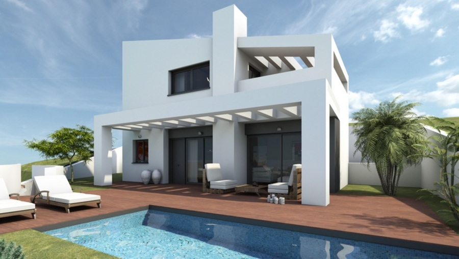 LOVELY VILLAS FOR SALE IN THE NORTHERN COSTA BLANCAandlt;br /andgt;  A unique and small new buildin,Spain