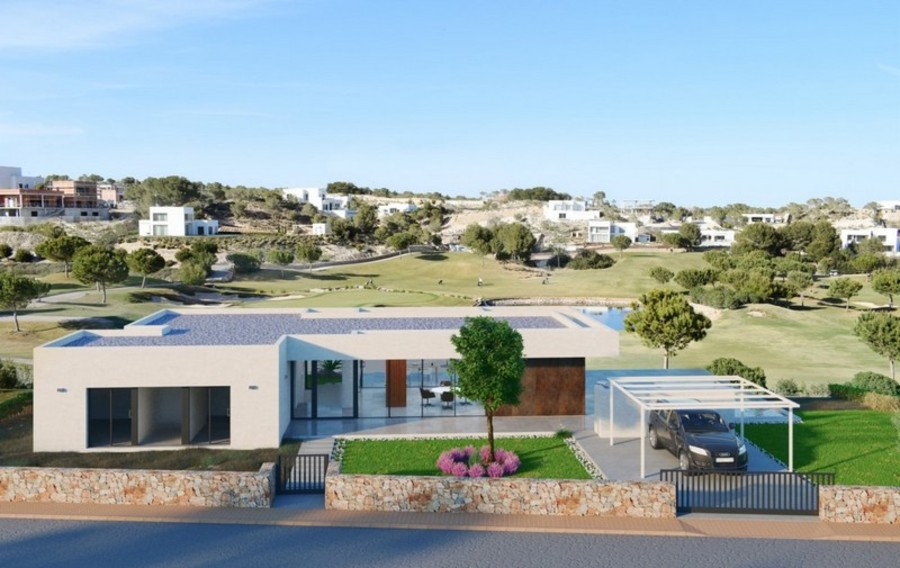 For sale Detached Villa San Miguel de Salinas