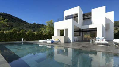 LPLMG103: Villa in La Manga Club