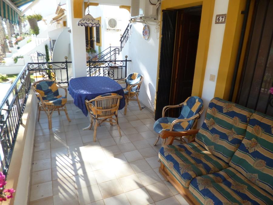 Villamartin, Orihuela Costa Alicante Apartment - Ground Floor 109995 €