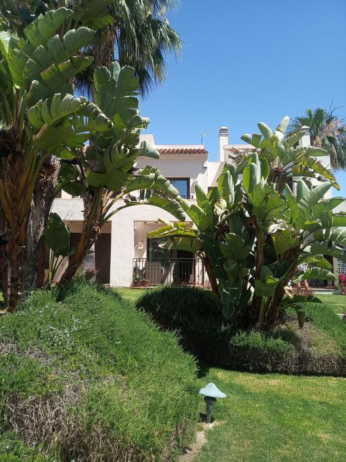 SUPERB TOWNHOUSE ON RODA GOLF, SAN JAVIER, MURCIA  	   	South facing townhouse overlooking communal , Spain