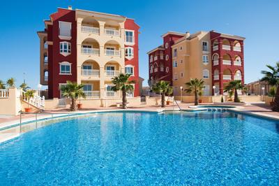 LPEUR120: Apartment in Los Alcazares