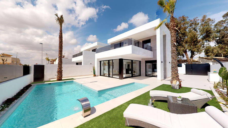 Villa Christina (Phase III) is a development of 8 luxury detached contemporary villas set in the hea, Spain