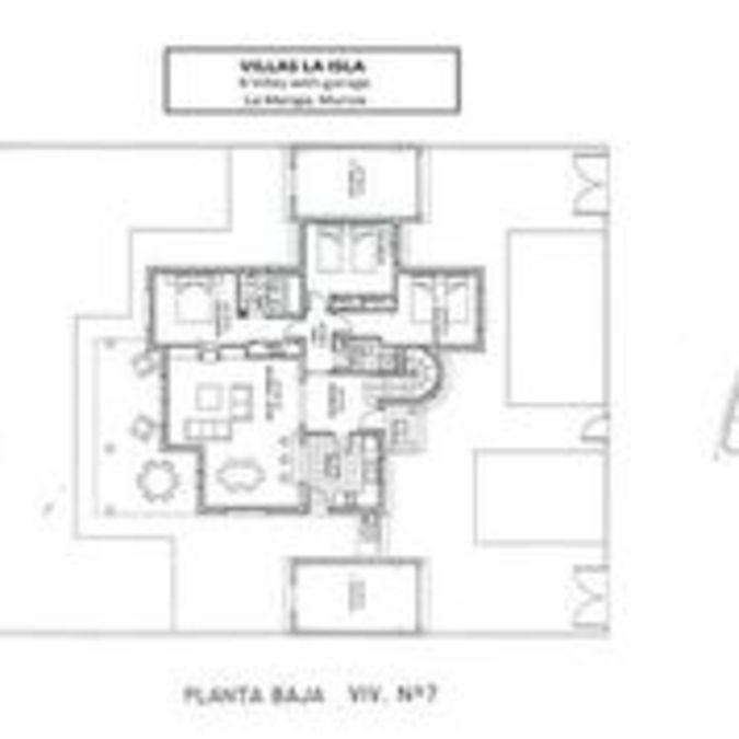 For sale Detached Villa La Manga del Mar Menor