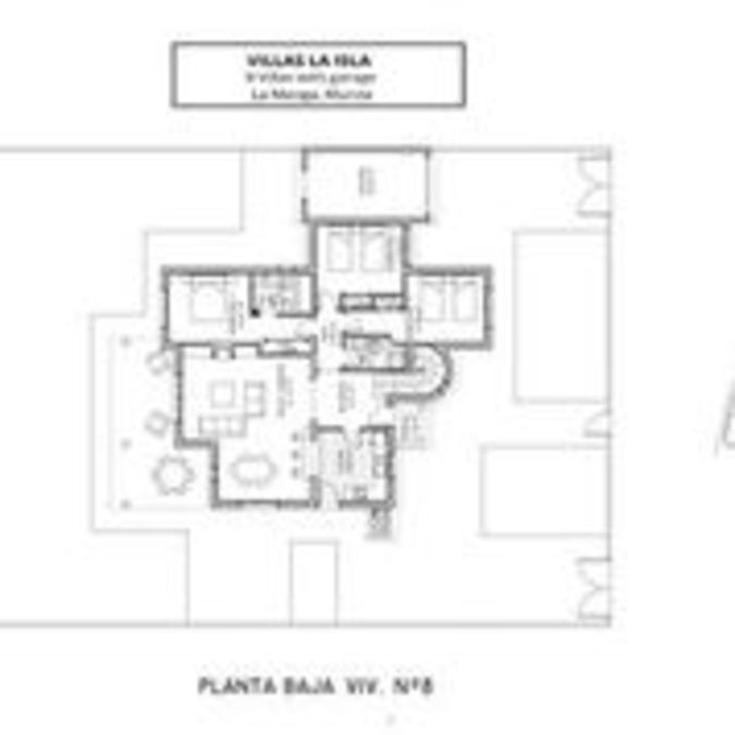 La Manga del Mar Menor Detached Villa For sale 275000 €