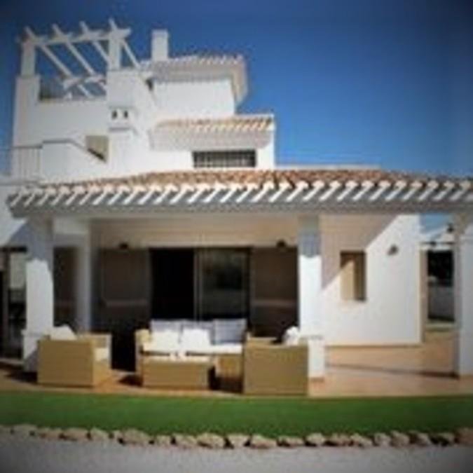 Detached Villa La Manga del Mar Menor 3 Bedroom