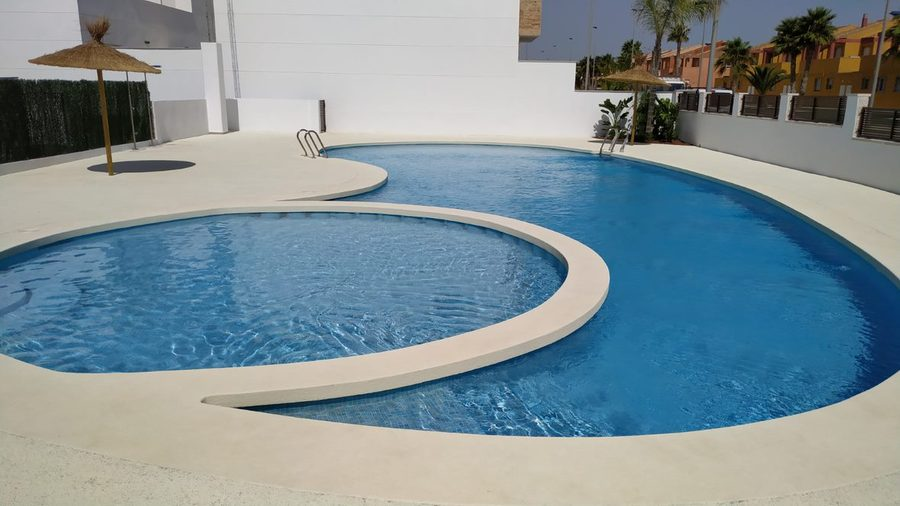 San Pedro del Pinatar Alicante Apartments 149000 €