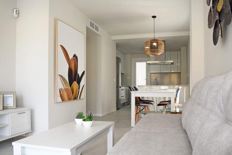 San Pedro del Pinatar Apartments 2 Bedroom