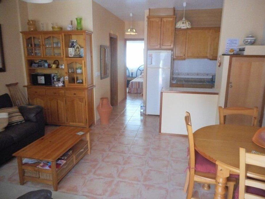 Algorfa 2 Bedroom Apartment - Ground Floor