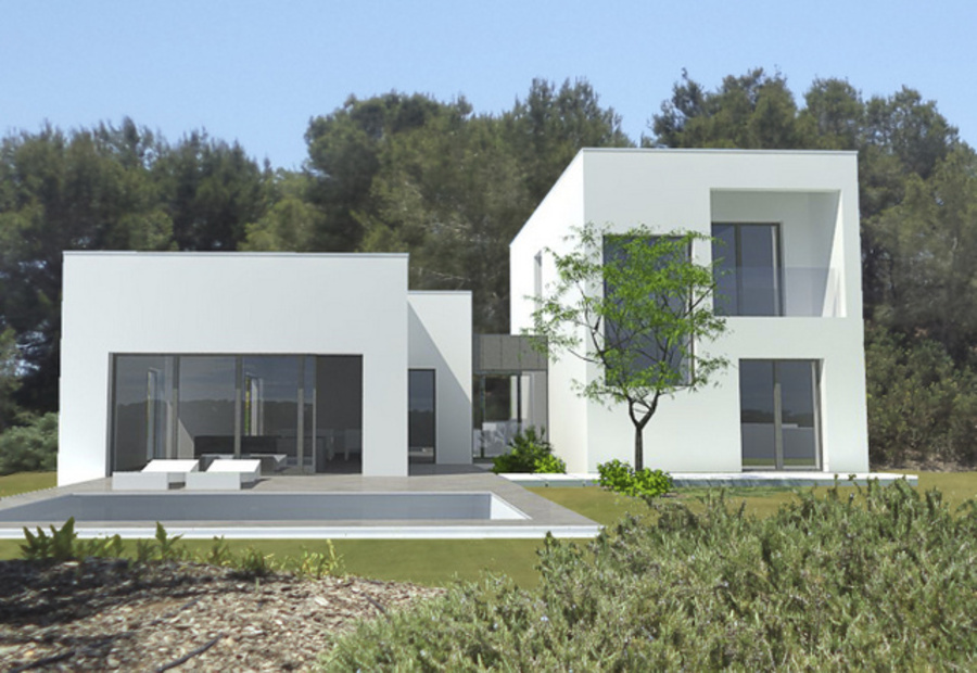 LUXURY DETACHED VILLA IN LAS COLINAS GOLF AND COUNTRY CLUB, CAMPOAMOR, ALICANTE.  	This fantastic 3 , Spain