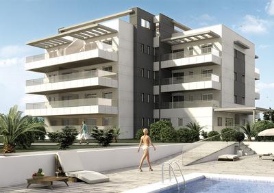 LPURM108: Apartment in Villamartin