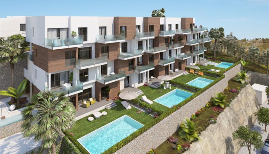 Apartment For sale Las Ramblas Golf