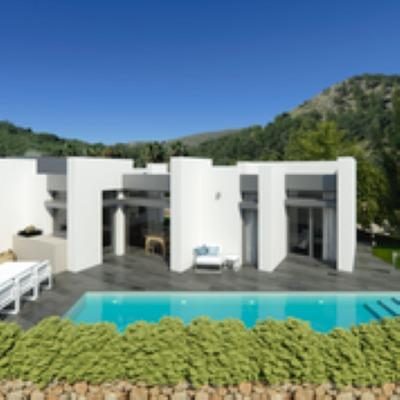 LPJMG102: Villa in El Chaparral