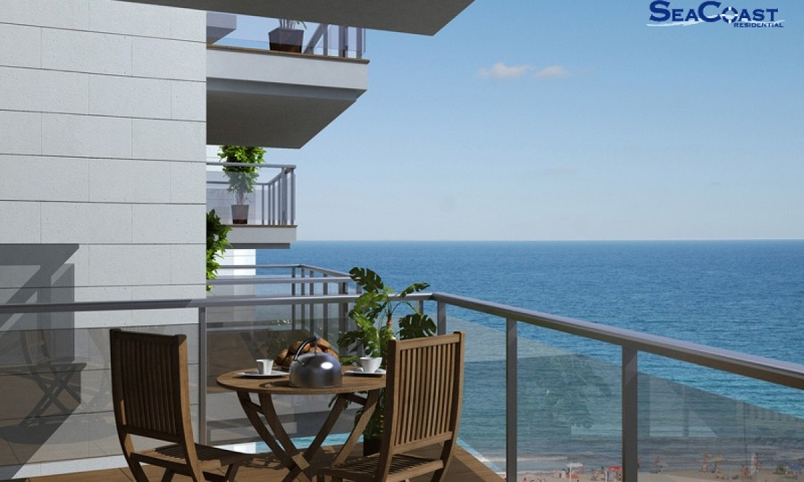 LUXURY FRONT LINE APARTMENTS IN A NEW DEVELOPMENT: andquot;ARENALES DEL SOLandquot;, COSTA BLANCA.  , Spain