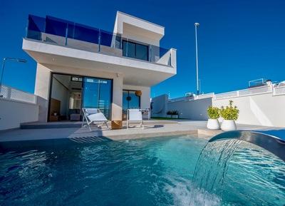 LPCBH102: Villa in Cabo Roig
