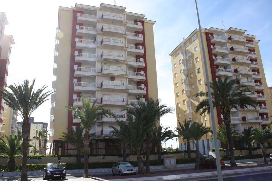 lpbms406: Apartment in LA MANGA. MURCIA.
