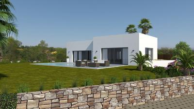 LPGEO107: Villa in San Miguel de Salinas