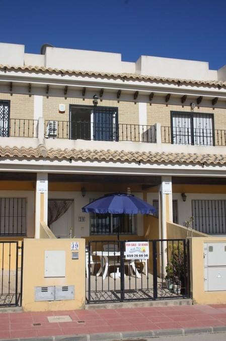 lpbms419: Townhouse in DOLORES DE PACHECO MURCIA.
