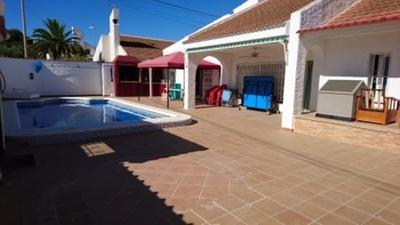 LPIMZ101: Villa in San Miguel de Salinas
