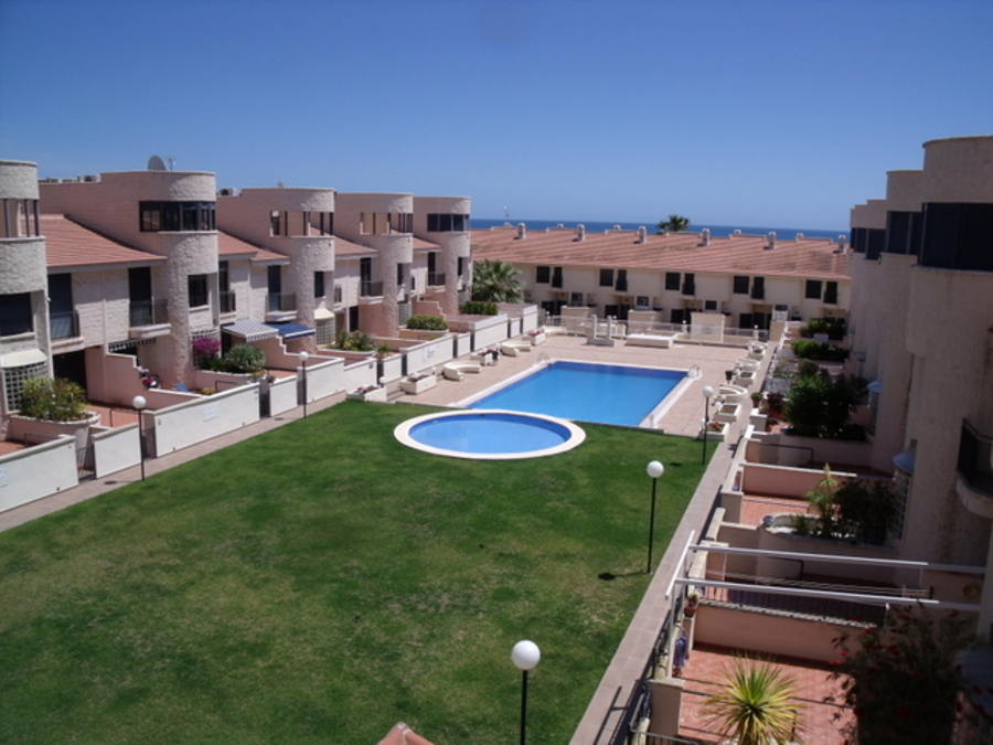 SOUTH FACING MODERN APARTMENT WITH SEA VIEWS IN REGIA BAHandIacute;A, CABO ROIG.  	The property is i, Spain