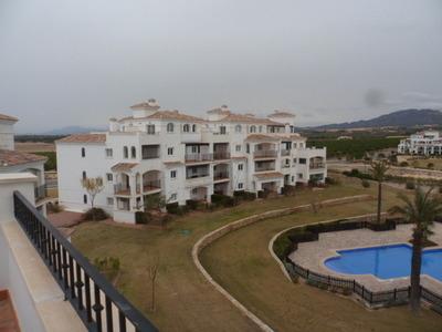 LPMPS114: Apartment in Hacienda Riquelme Golf