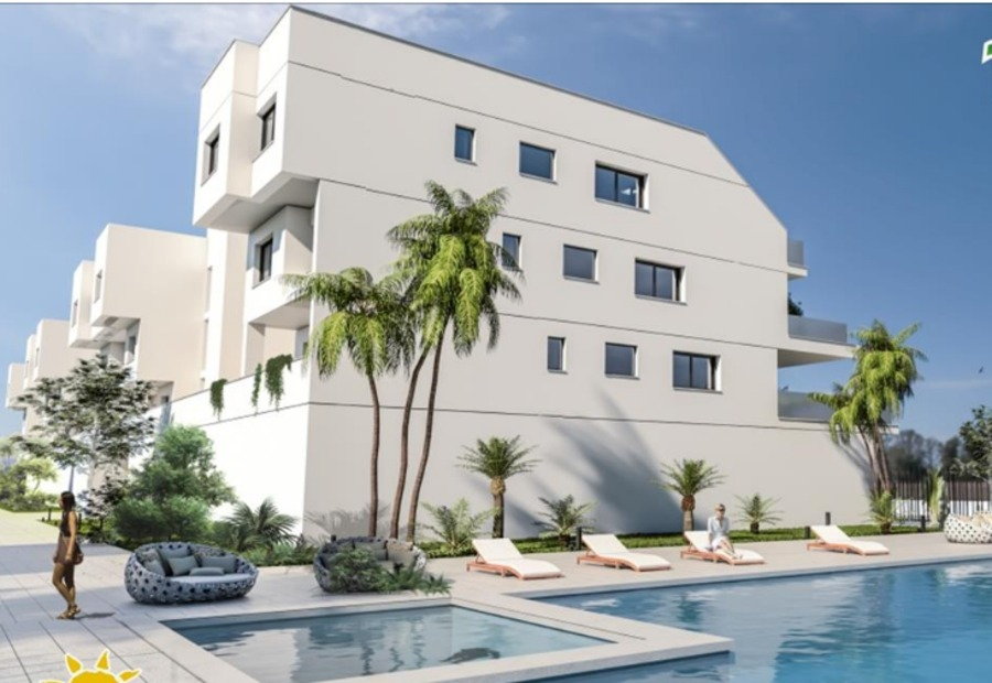 2 BEDROOM APARTMENT IN A NEW AREA IN VILLAMARTIN, ORIHUELA COSTA.  	Located in Orihuela Costa, and m, Spain