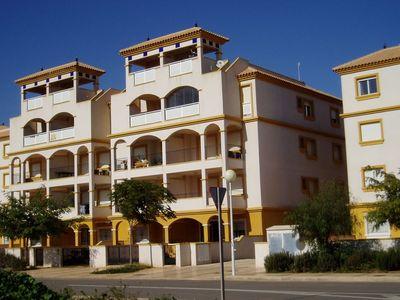 LPBMS340: Apartment in Mar de Cristal