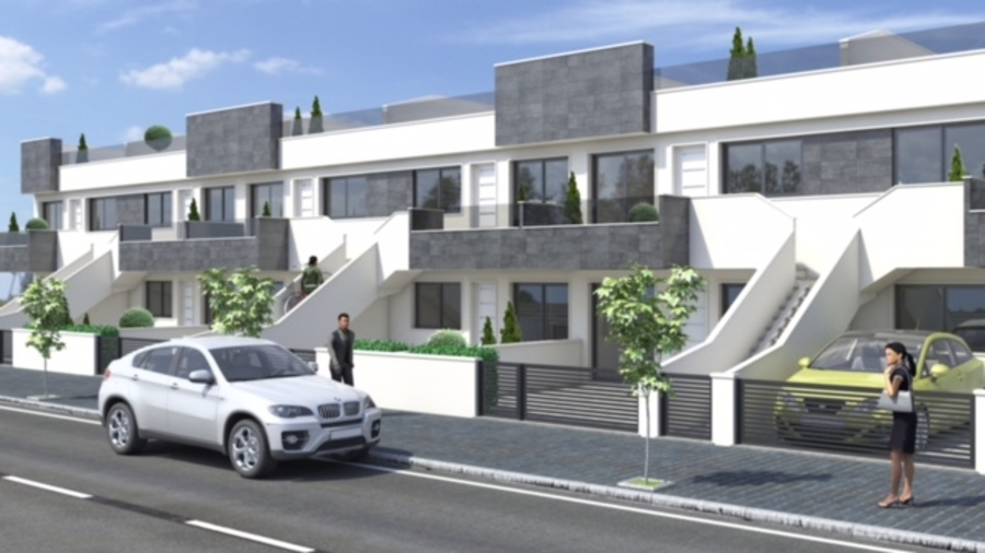 LUXURY 2 BEDROOM APARTMENT IN SAN PEDRO DEL PINATAR, MURCIA.  This property is a luxury apartment i,Spain