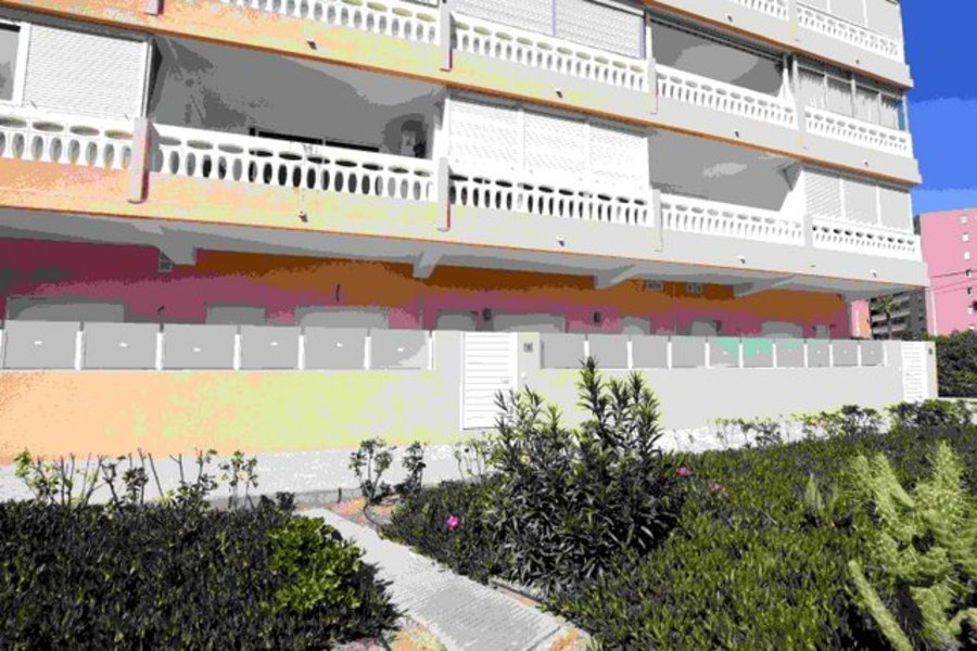 APARTMENT IN LA MATA, TORREVIEJA, ALICANTE.  This property is in a new residential in La Mata, Torr,Spain