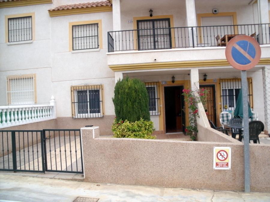 2 BEDROOM GROUND FLOOR BUNGALOW IN MONTEMAR, ALGORFA, ALICANTE.  This property is a ground floor bu,Spain