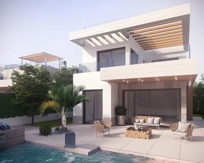 LPYUZ106: Villa in Rojales