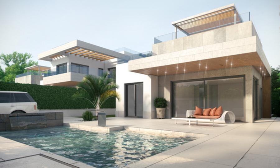 Villa For sale Rojales