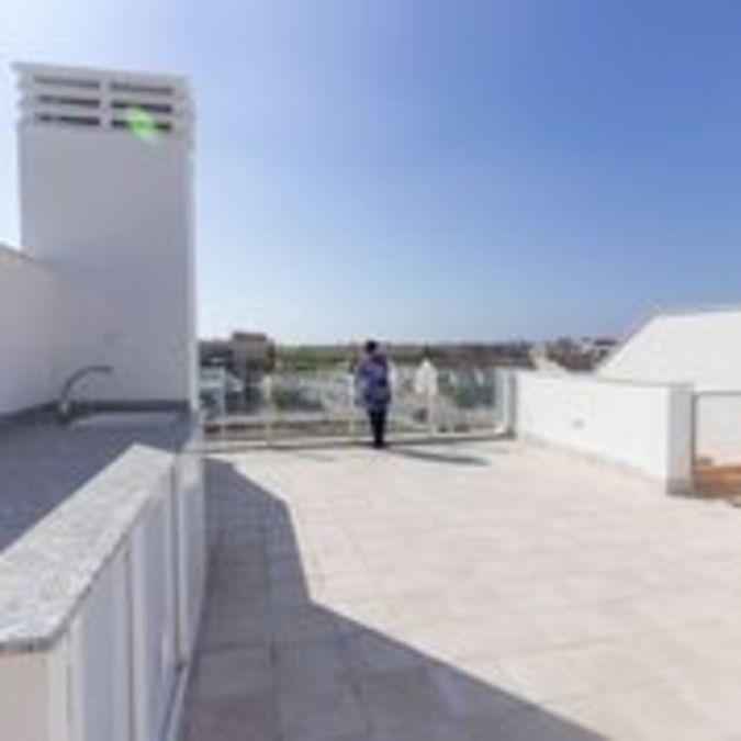 Los Alcázares Apartment