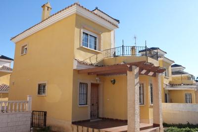 LPMLM122: Villa in Lo Crispin Algorfa