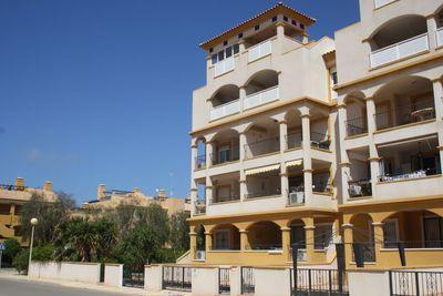 LPBMS502: Apartment in Mar de Cristal