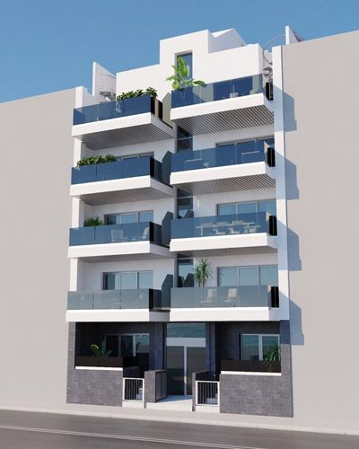 JTS001965: Apartment in Torrevieja