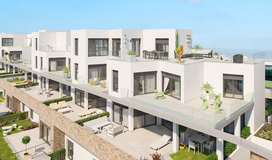 N3655: Apartment for sale in Orihuela Costa