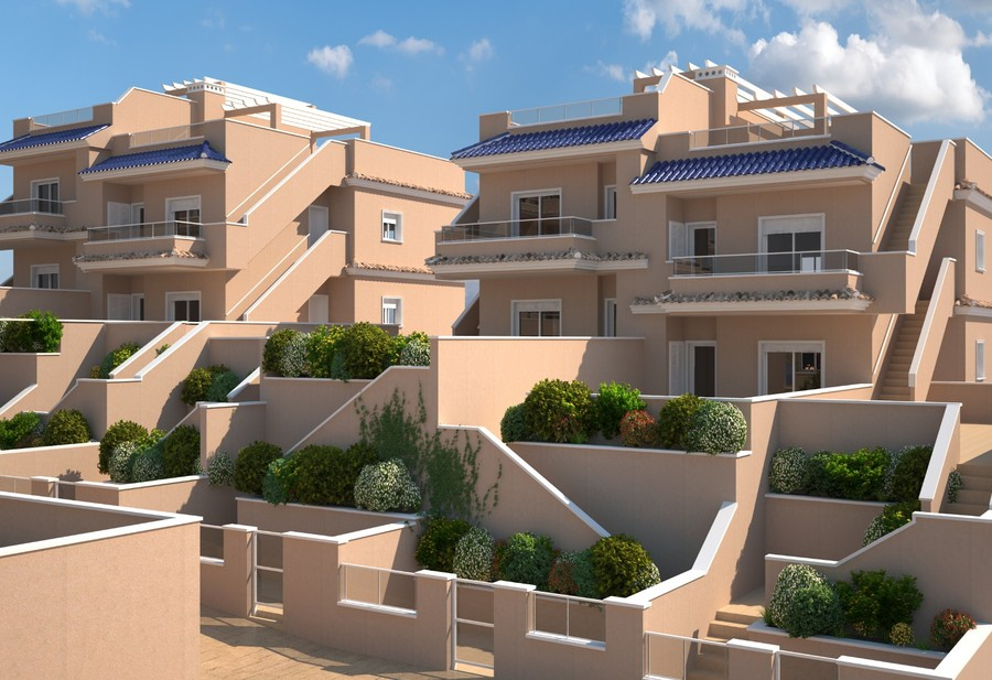N3764: Apartment for sale in Orihuela Costa