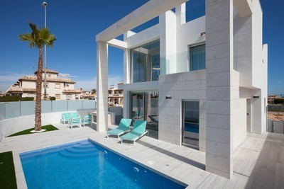 N3097: Villa in Orihuela Costa